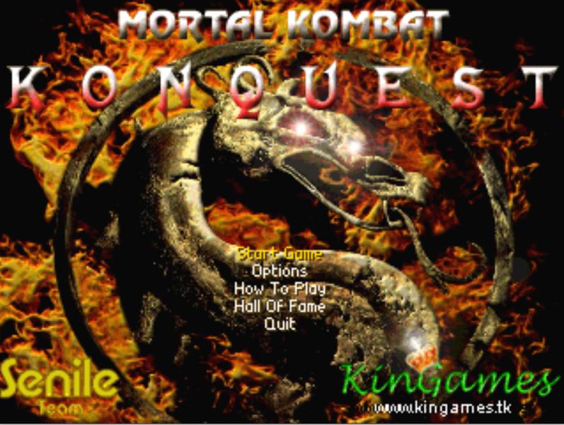 Mortal Kombat Konquest