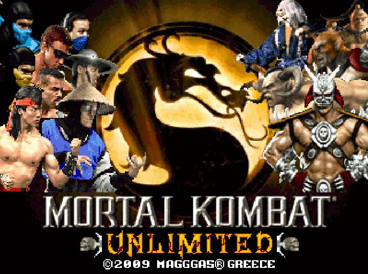 Mortal Kombat UNLIMITED
