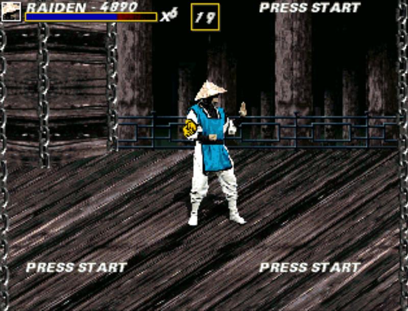 Mortal Kombat Adventure
