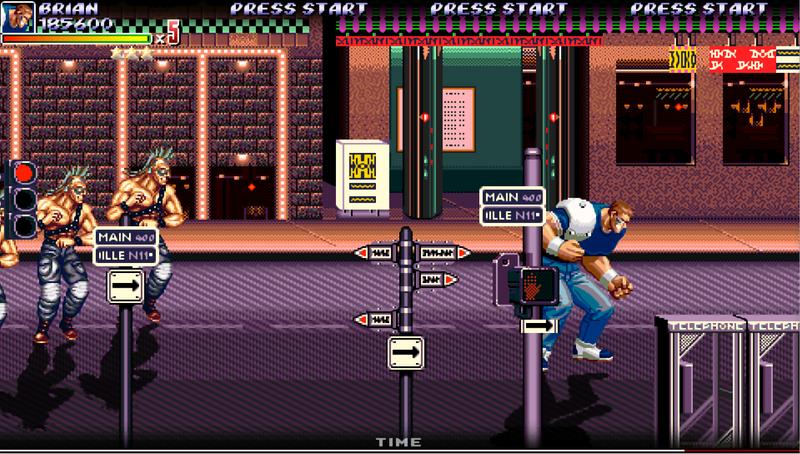 Streets of Rage 2X Megamix - 3
