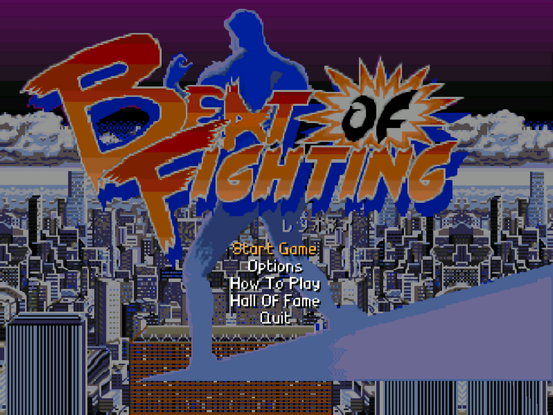Beat of Fighting