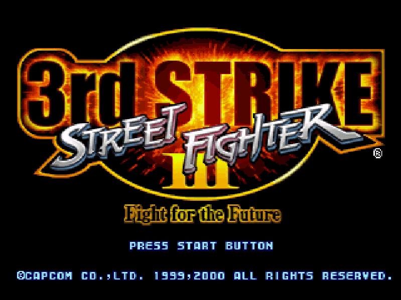 Street Fighter 3 M.U.G.E.N