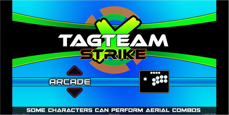 Tag Team Strike 1.1