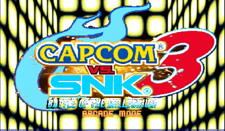 Capcom Vs. SNK 3 Battle of the Millennium