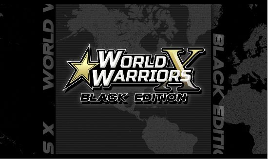 Wold Warrior X Black Edition