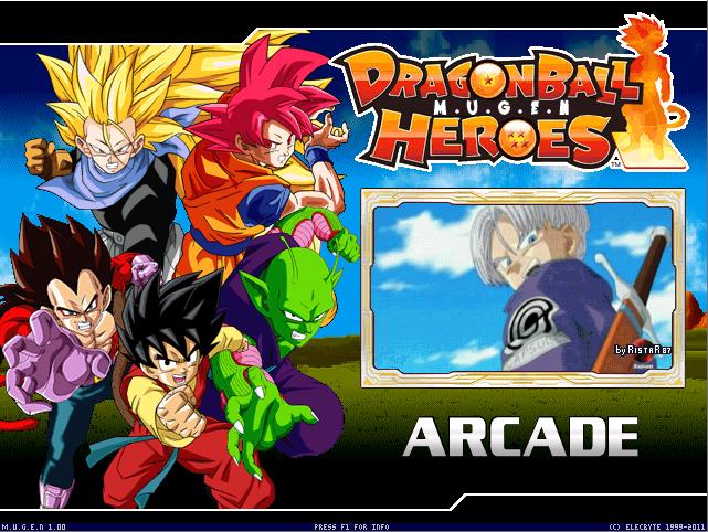 Dragon Ball Heroes M.U.G.E.N v3