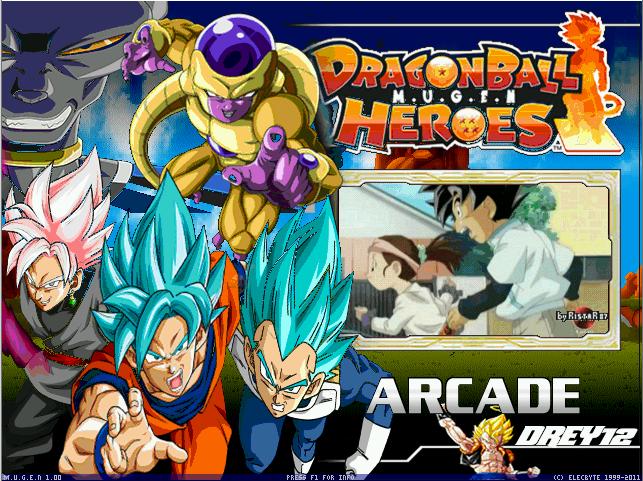 Super Dragon Ball Heroes MUGEN