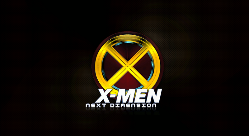X-MEN NEXT DIMENSION MUGEN EDITION 1.1