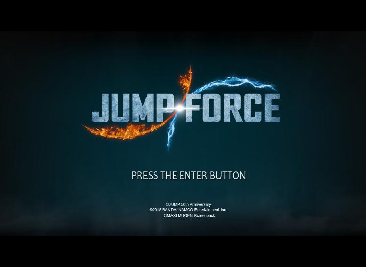 Jump Forces 2019 + 2018 + v.5