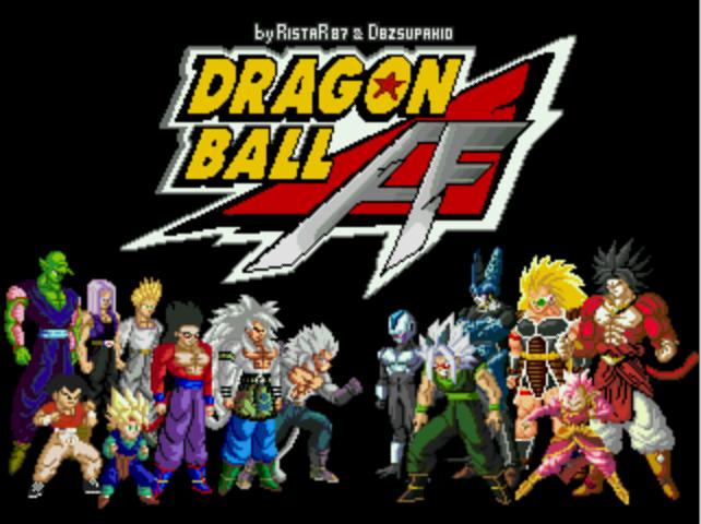 Dragon Ball AF M.U.G.E.N
