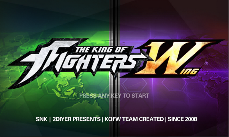 THE KING OF FIGHTERS WING MUGEN 2020 [BY VANNY]