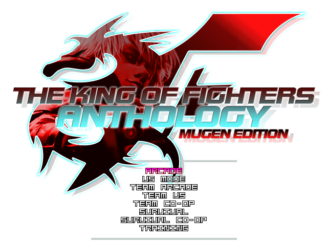 The King of Fighters Anthology Mugen 2021