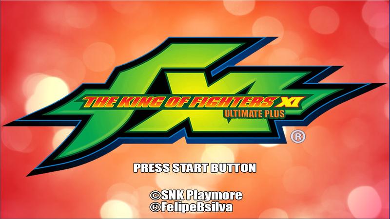 KOF XI Ultimate Plus