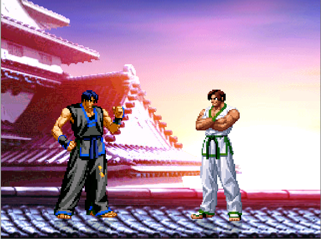The King of Fighters 2020 Ultimate
