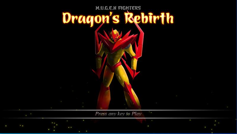 MUGEN Dragon's Rebirth