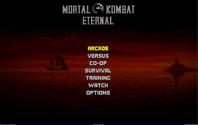 Mortal Kombat Eternal