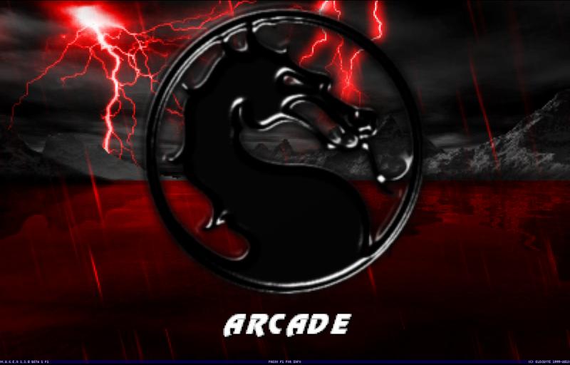 Mortal Kombat Project V2