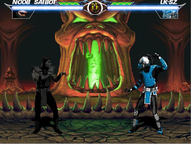 Mortal Kombat Apocolypse