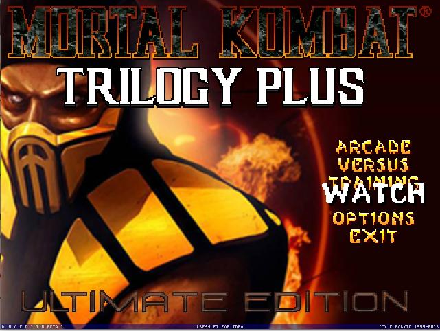 Mortal Kombat Trilogy Plus Ultimate Edition
