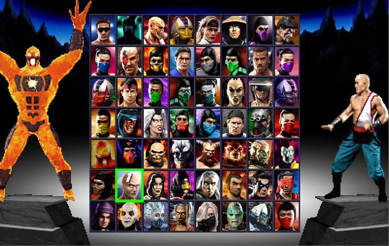 Mortal Kombat Katastrophe 2.0