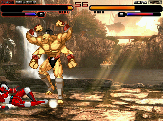 Mortal Kombat Stories M.U.G.E.N