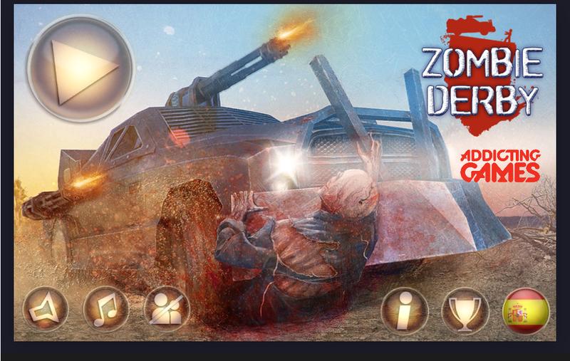 Zombie Derby Cars