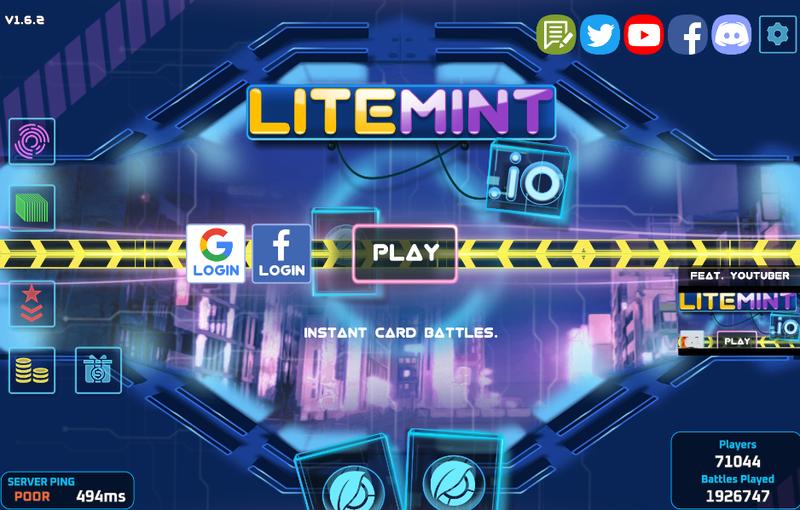 Litemint.io Online Game