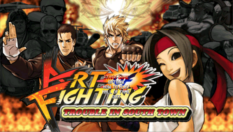 Art of Fighting: Trouble in Southtown v2.4