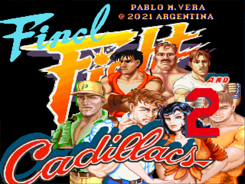 Final Fight and Cadillacs 2