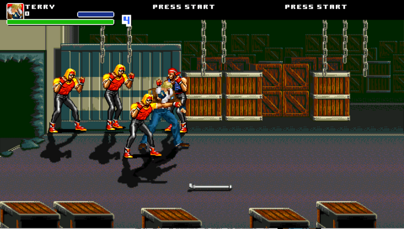 Streets Of Rage - Legacy1.5