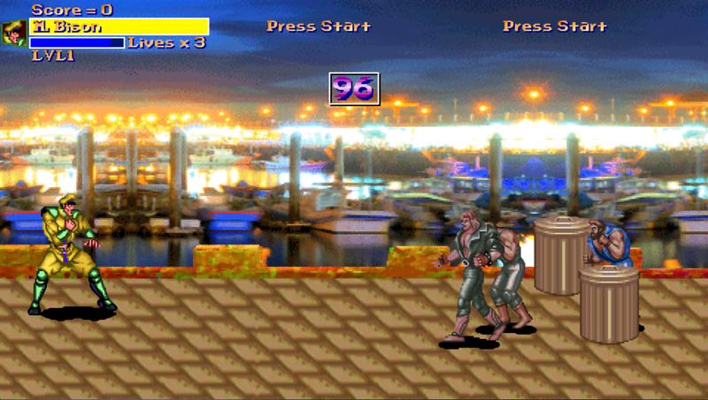 Street Fighter Taiwan + KoF Remix