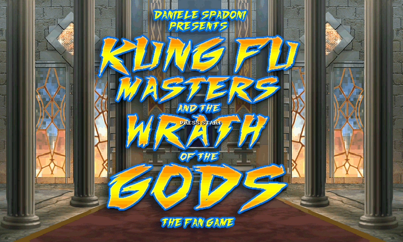 KUNG FU MASTERS and WRATH of the GODS