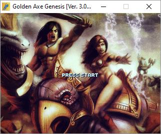 Golden Axe Game Pack