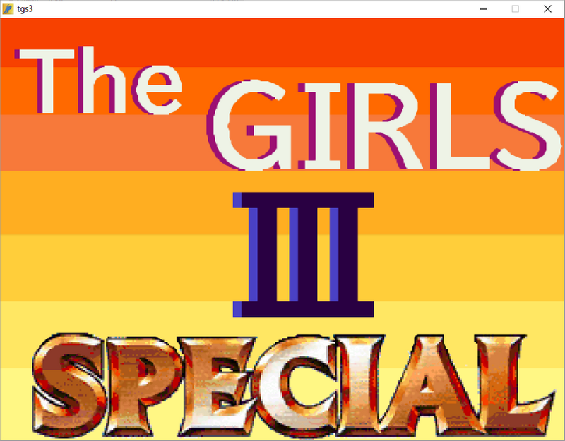 The Girls Special | OpenBoR Game Pack