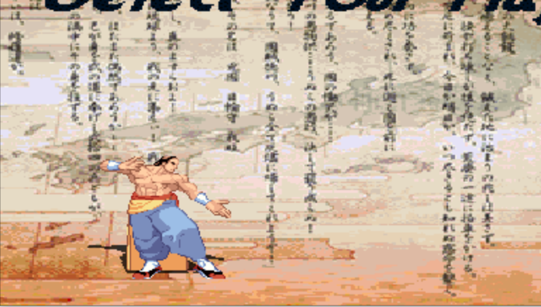 Martial Masters New Legend