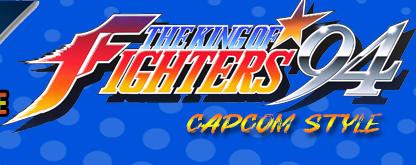 KOF 94 Capcom Style