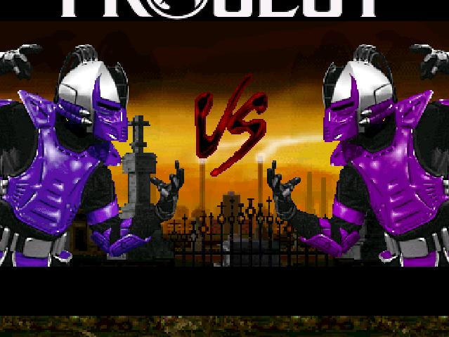 Mortal Kombat Project 4.1 Season 2.9