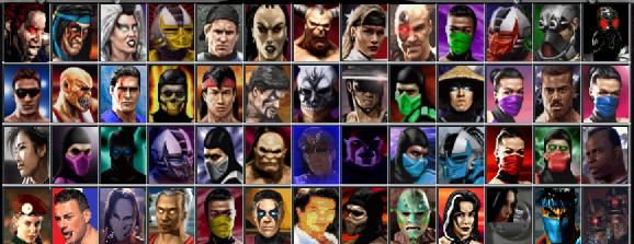 Mortal Kombat Vs. Street Fighter Vs. Killer Instinct