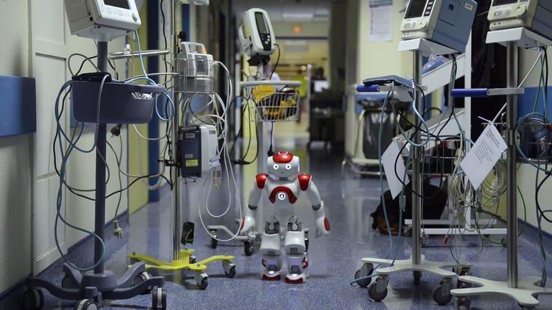 Focus sur le robot compagnon NAO