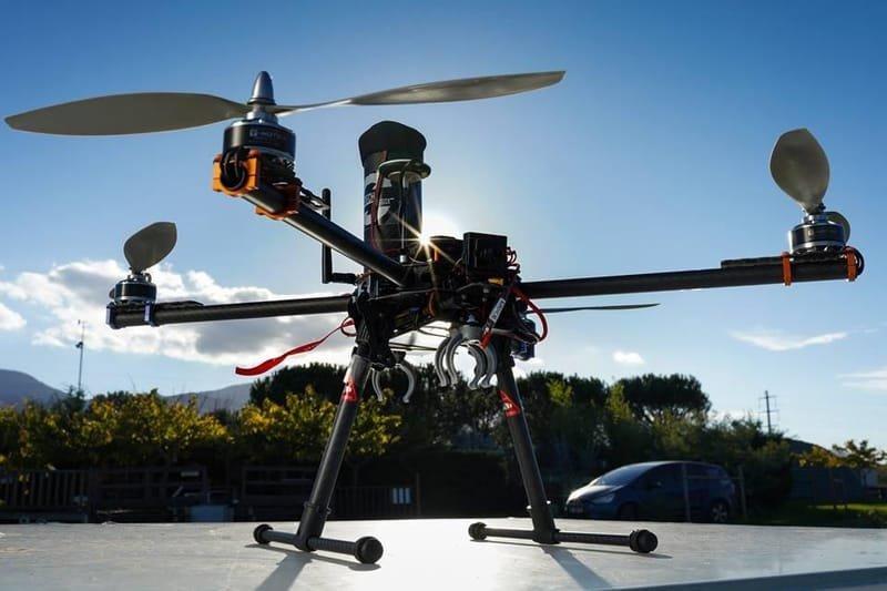 Nos Drones