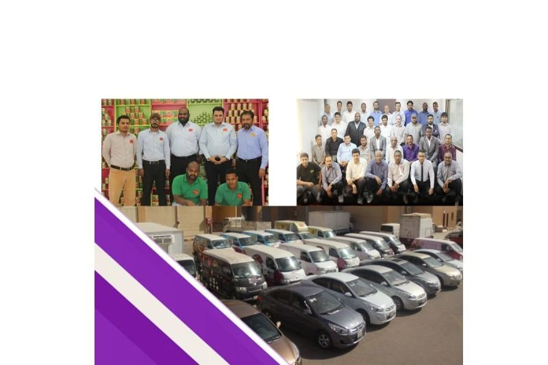 2- Our companies have their own sales teams.