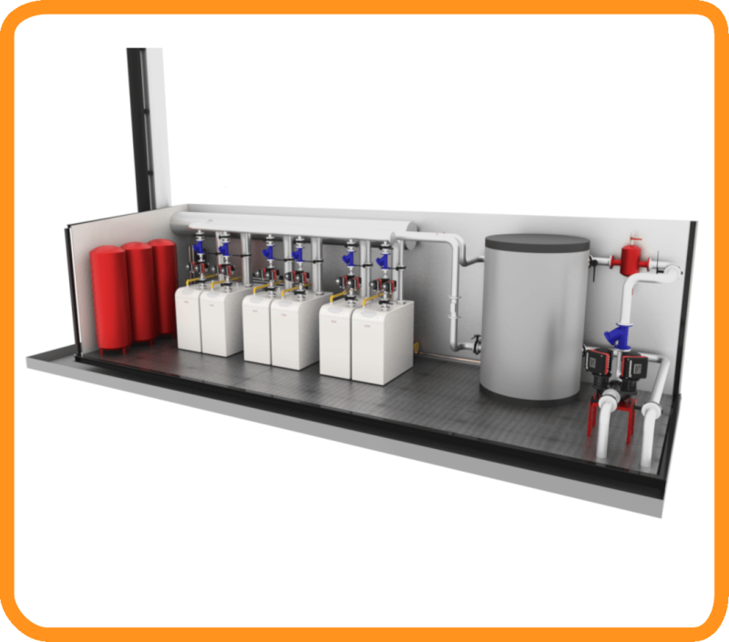 Commercial Gas & LPG