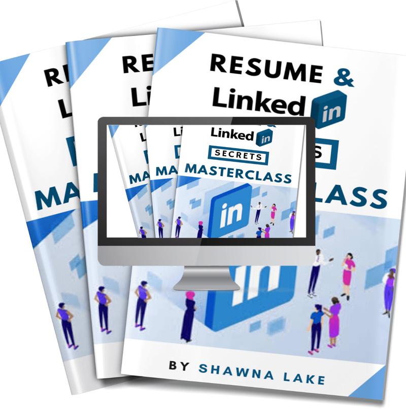 Resume & LinkedIn Masterclass