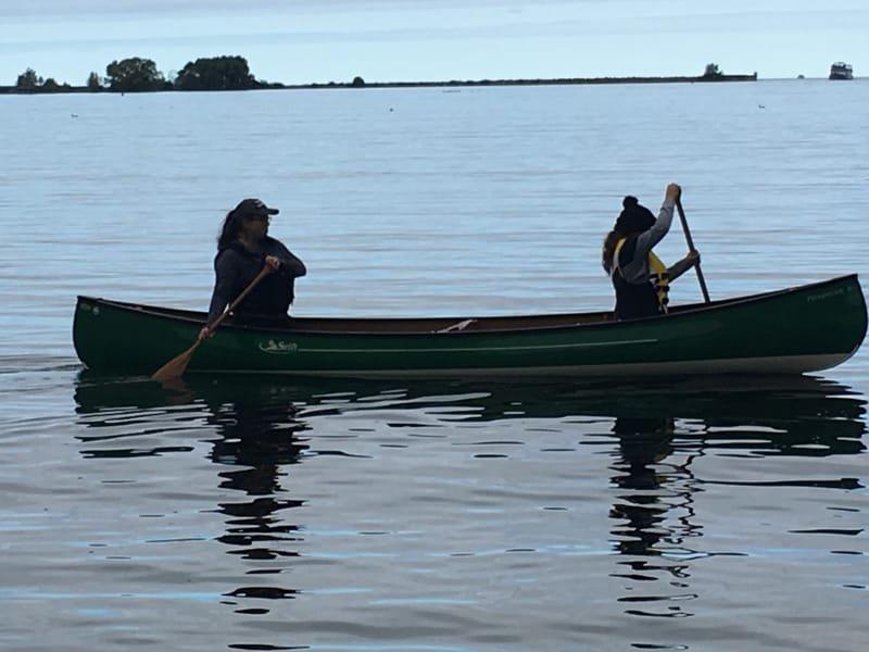 Level 1 ORCKA Basic Canoeing (Half Day)