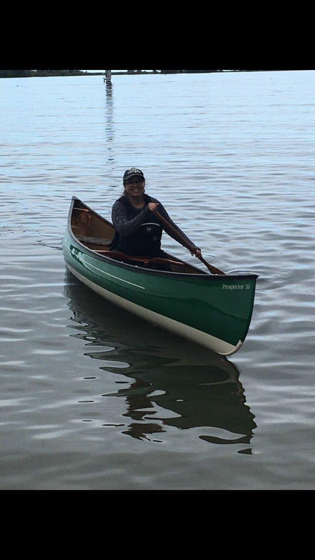 ORCKA Basic Canoeing Level 4 (Solo)