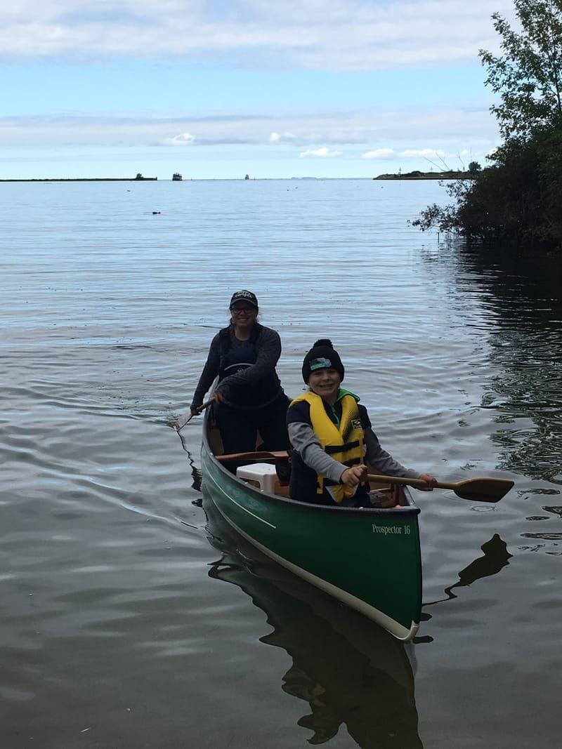 Level 3 ORCKA Basic Canoeing (Half Day)