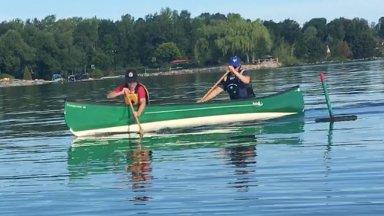 Levels 1-3 ORCKA Basic Canoeing (Two Day)