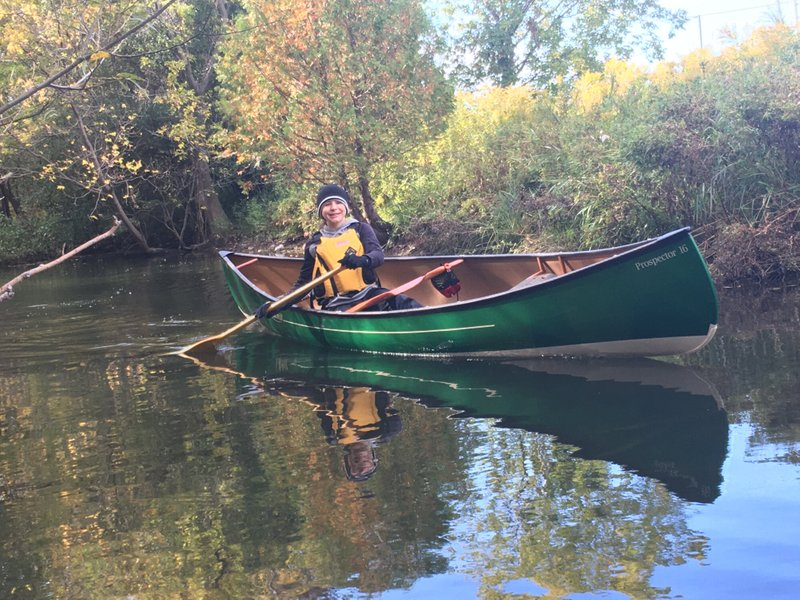 Levels 1-4 ORCKA Basic Canoeing (Two Day Condensed)
