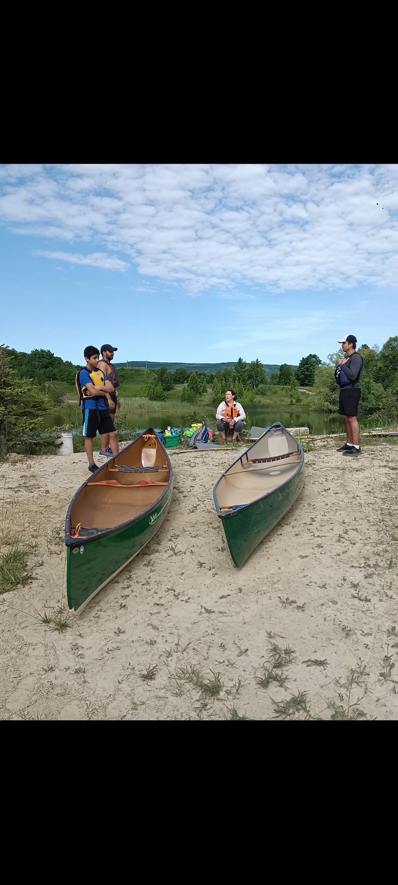 Levels 1-3 ORCKA Basic Canoeing (Full Day Condensed)