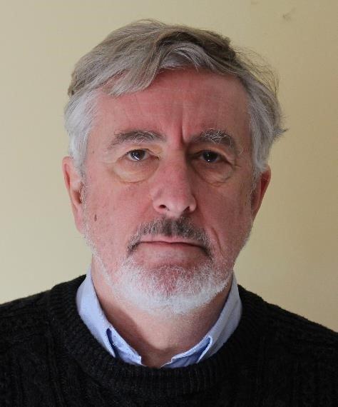 Author John Carr